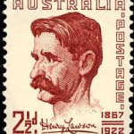 Henry Lawson Stamp