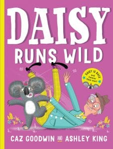 DAISY RUNS WILD coming March 2020