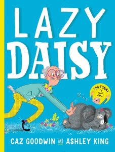LAZY DAISY out now